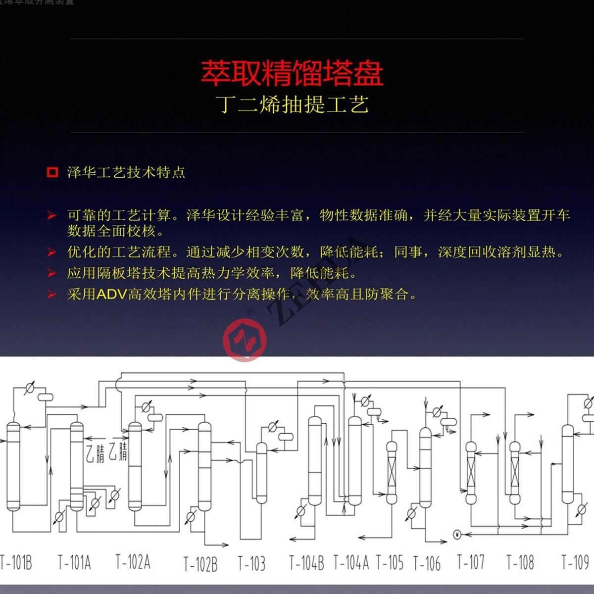 fcc标准_ED萃取精馏塔